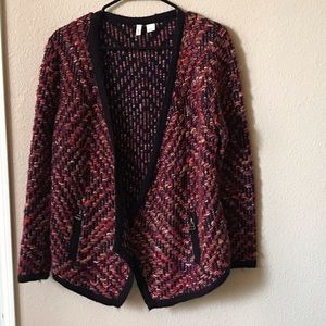 Anthropologie | Moth | chunky knit sweater size S